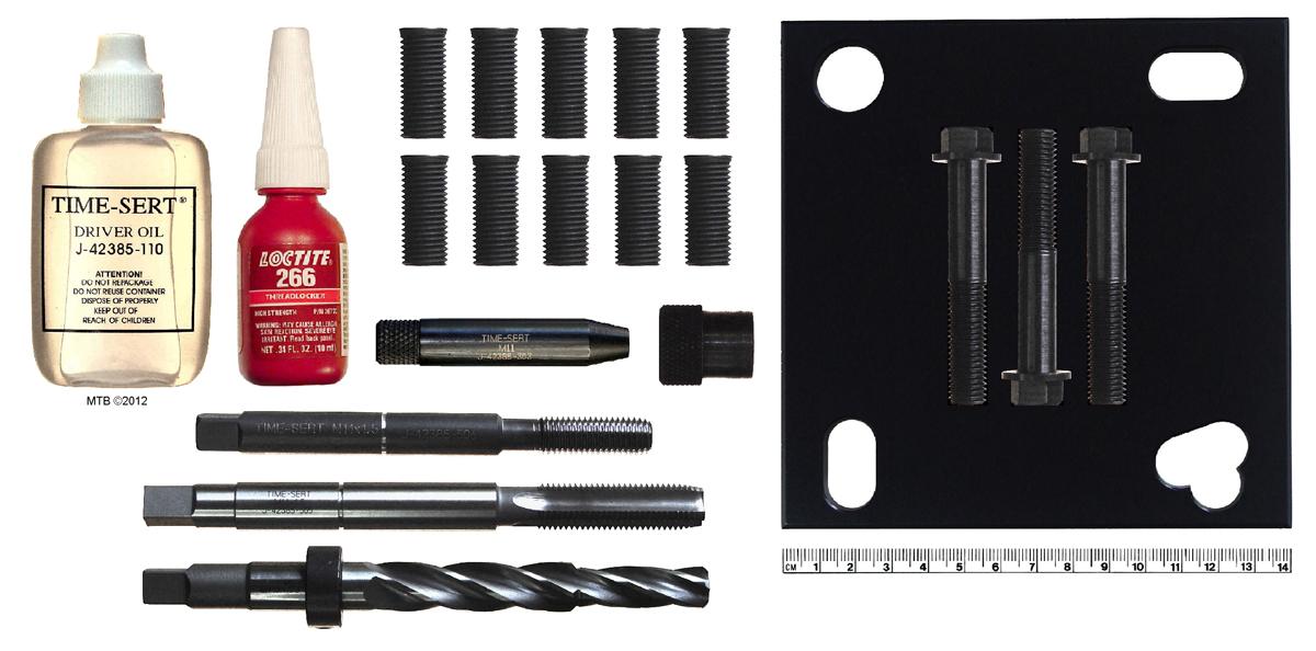 Time Sert General Motors Professional Thread Repair Kits