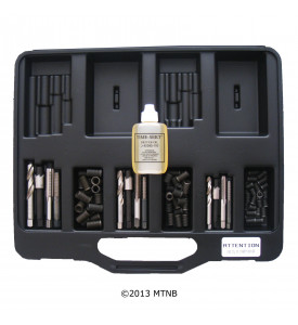 Time-Sert 1204 Inch Fine Mini Master Set