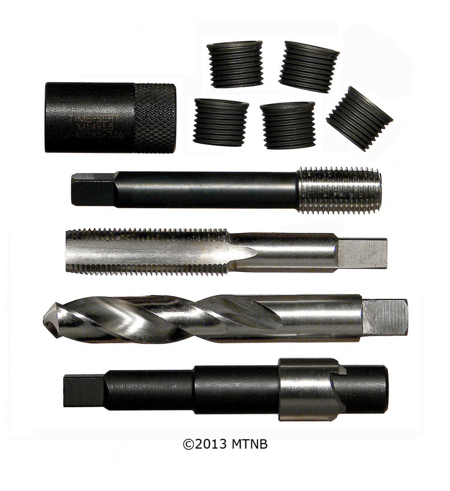Time-Sert 1415A M14 x 1.5 Aluminum Drain Pan Thread Repair Kit