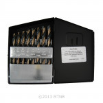 US Fractional Drill Bit Sets