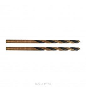 Norseman 49270 4mm Metric Magnum Super Premium Jobber Length Drill Bit