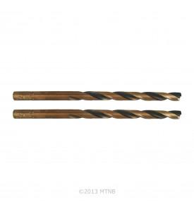 Norseman 49370 5mm Magnum Super Premium Metric Jobber Length Drill Bit