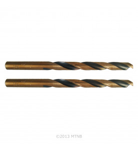 Norseman 49620 7.5mm Metric Jobber Length Drill Bit