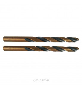 Norseman 49770 9mm Metric Jobber Length Drill Bit