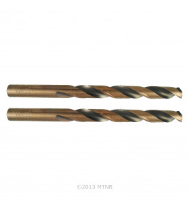 Norseman 49820 9.5mm Metric Jobber Length Drill Bit