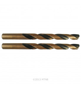 Norseman 49910 11mm Metric Jobber Length Drill Bit