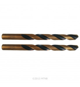 Norseman 49950 12mm Metric Jobber Length Drill Bit