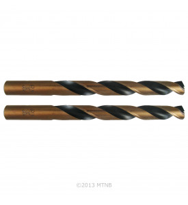 Norseman 49970 12.5mm Metric Jobber Length Drill Bit