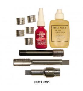 Time-Sert 5588 Ford Triton Triple Oversized Spark Plug Repair Kit