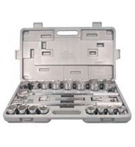 Astro Pneumatic 2134 21 Piece 3/4 Drive Socket Set