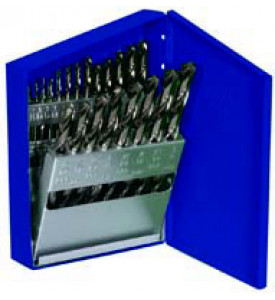 Irwin 63221 21 Piece Cobalt High Speed Steel Drill Bit Set
