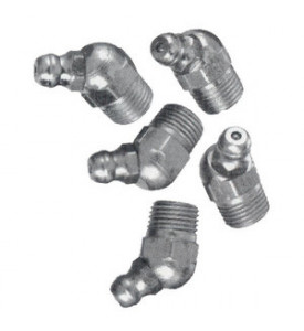 1/4 28 Fittings Carded 10 Pack Lincoln 5491
