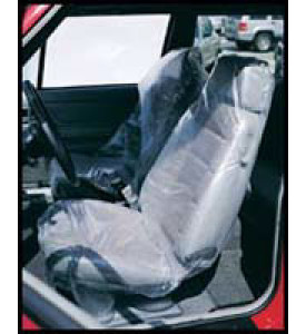 Marson MA30200 125 Per Box Plastic Seat Covers
