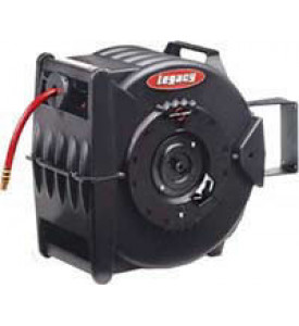 "Legacy MTL8306 1/4"" x 75' Retractable Air Hose Reel"