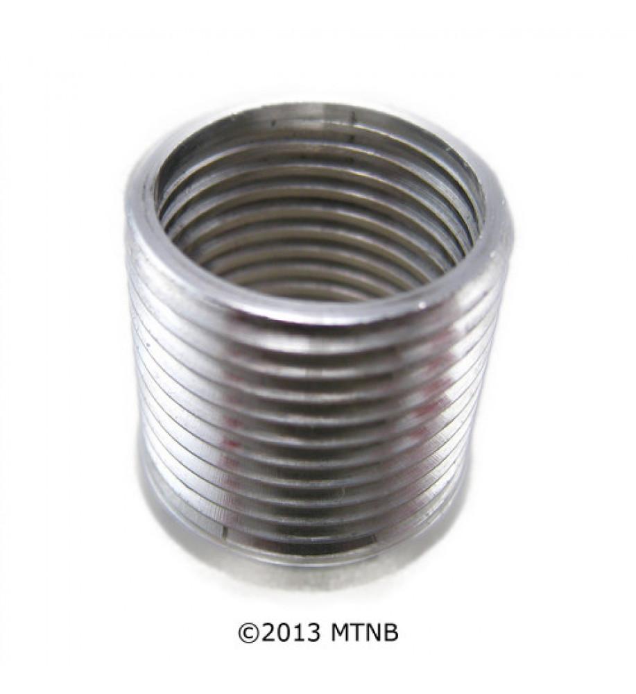Time Sert 44185a M14x1 25x15 7 Aluminum Taper Seat Spark
