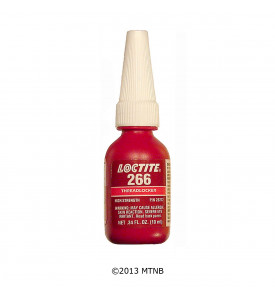 Loctite 266 Threadlocker High Temp High Strength 10 mL