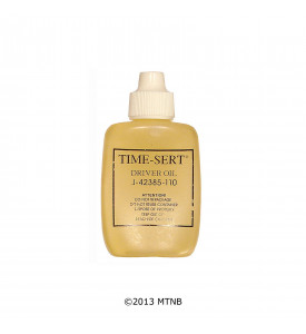 Time-Sert Driver Oil