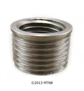Time Sert 01182 1/4-18 Taper Pipe Stainless Steel Insert