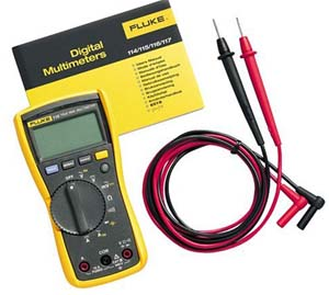 Digital Multimeter True RMS FL115