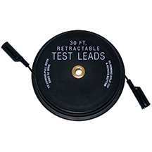 KASTAR 30-ft Retractable Single Wire Test Leads