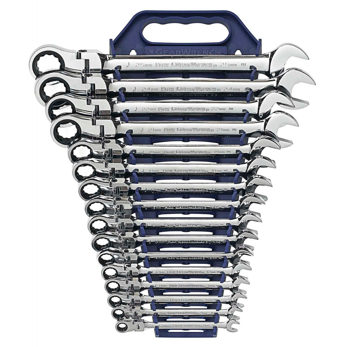 Kd Tools Gearwrench 9902 Metric Flex Head Combination