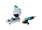 Makita MK2414NBX2 14 Inch 15 AMP Abrasive Cut Off Saw