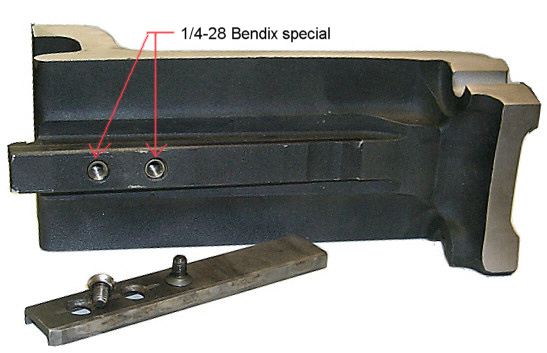 Time sert  bendix aircraft wheel thread