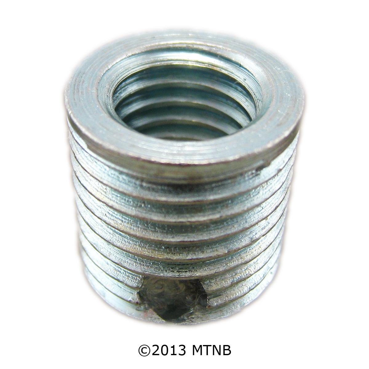 Big Sert 58121 M8 X 1 25 X 11 7mm Metric Steel Insert