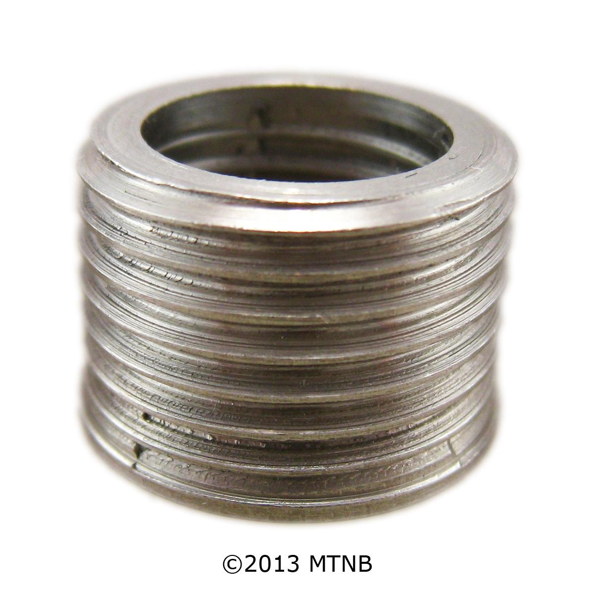 Time sert  taper pipe stainless steel insert